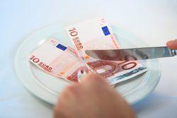 1100 euroa joustoluottoa